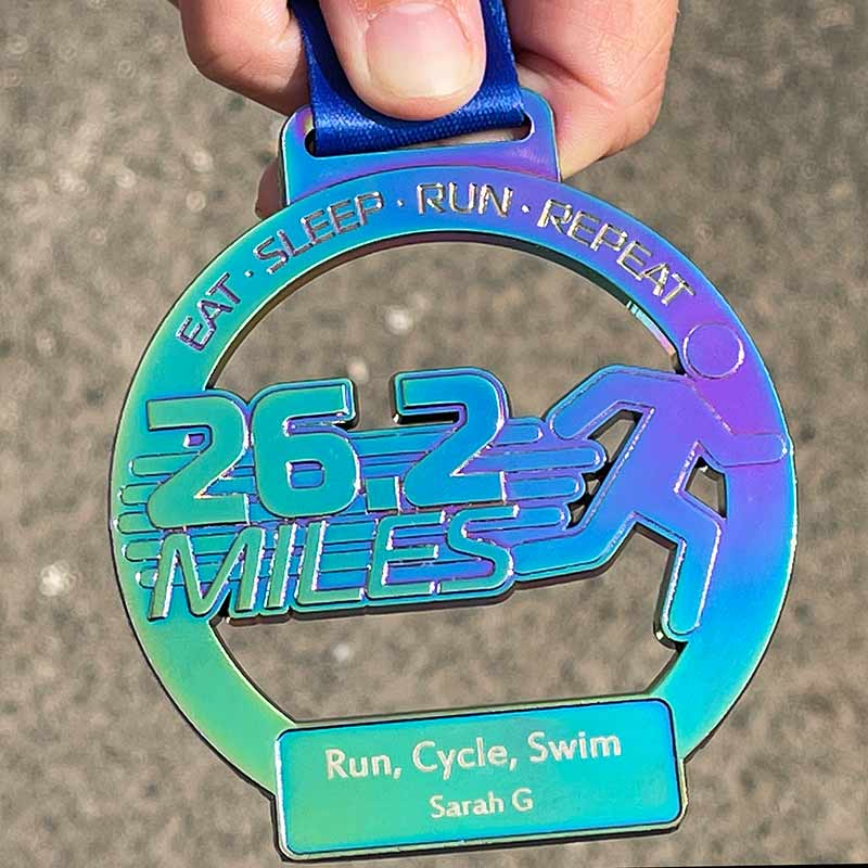 The Big Medal 26.2 Miles 2021