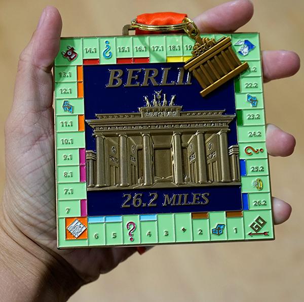 Berlin 26.2 Mile Virtual Challenge 2019