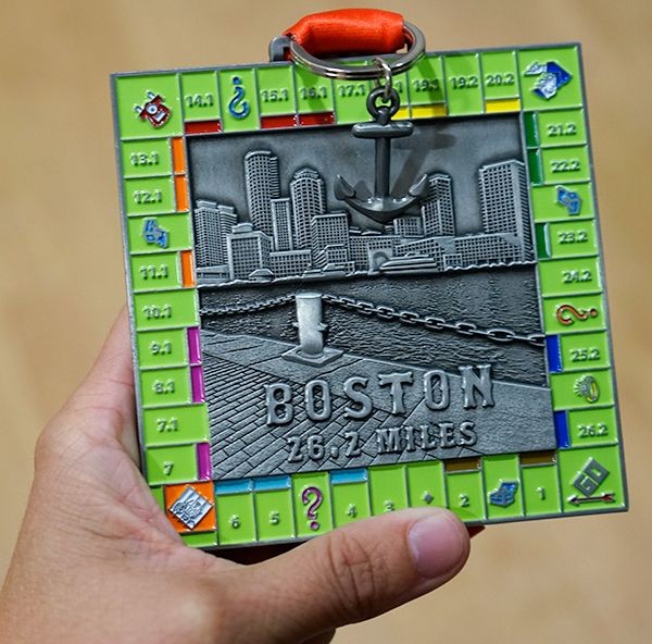 Boston Marathon Virtual Run 2020