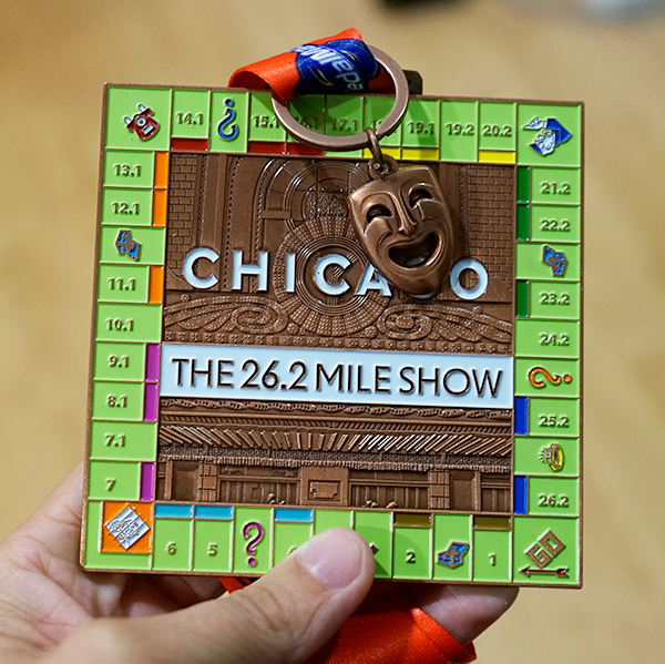 Chicago 26.2 Mile Virtual Challenge 2019