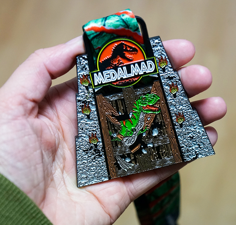 Jurassic Run 5KM 2020 (October)