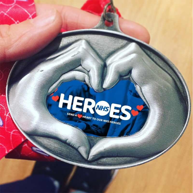 Heroes of the NHS 5KM Image