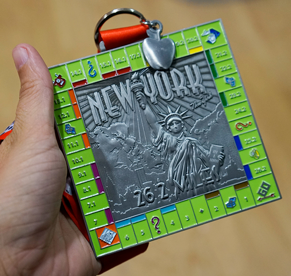 New York 26.2 Mile Virtual Challenge 2019