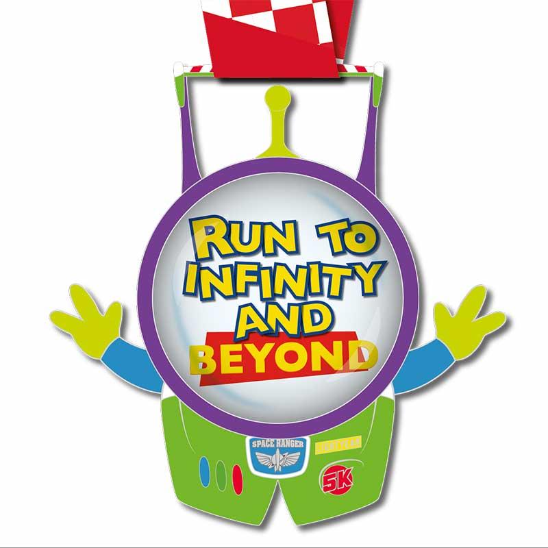 Run to Infinity 2020 Image