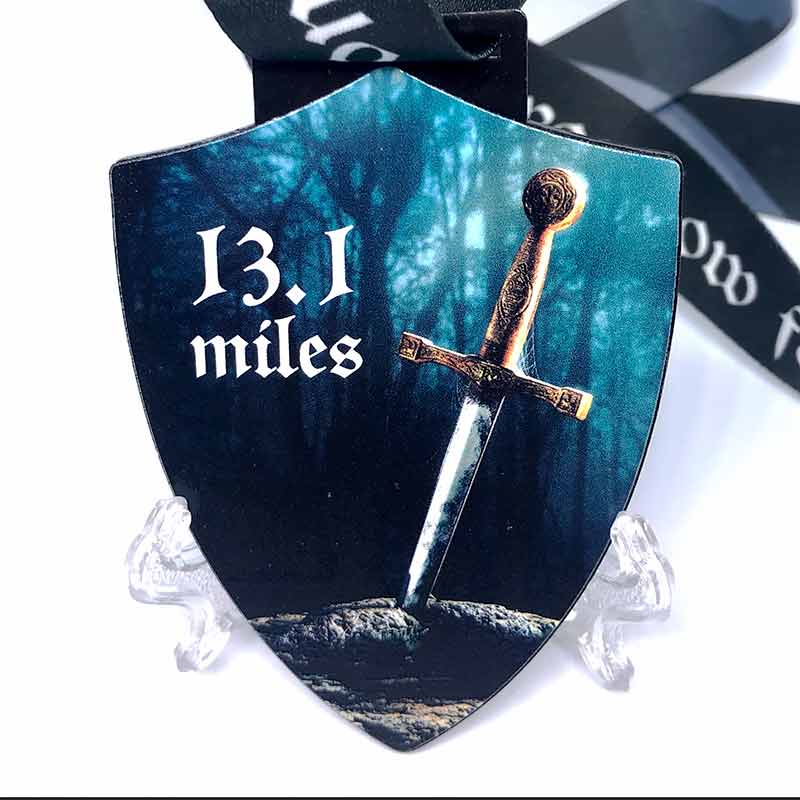 The Sword in the Stone 13.1 Miles 2020 Image
