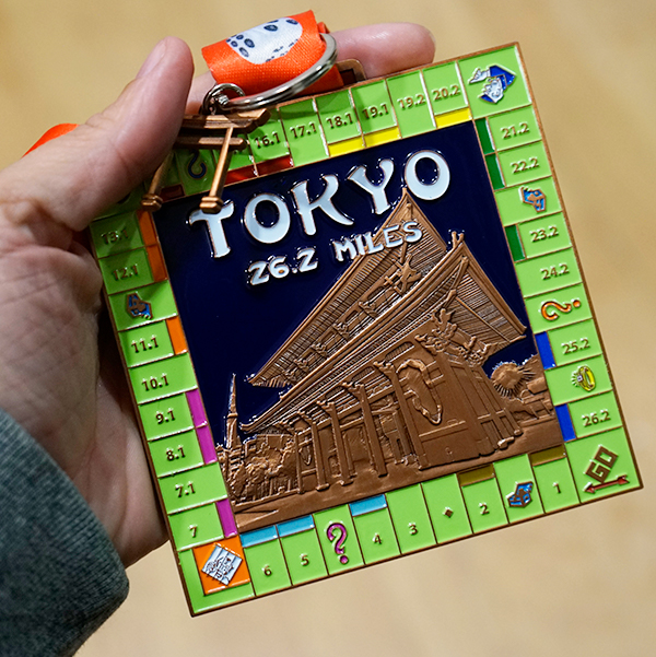 Tokyo Virtual Marathon 2021
