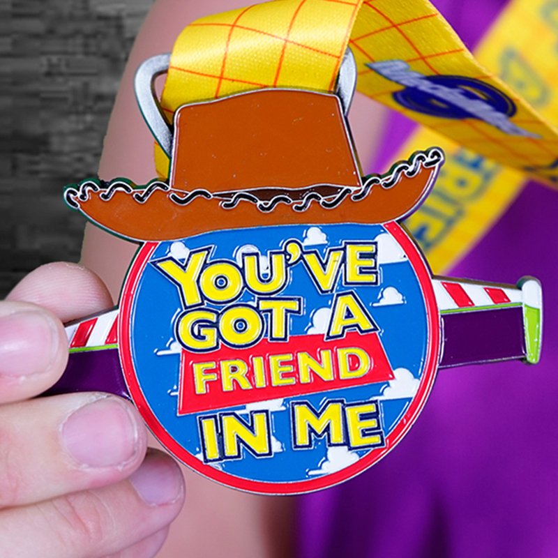You've Got A Friend In Us 5K Virtual Run