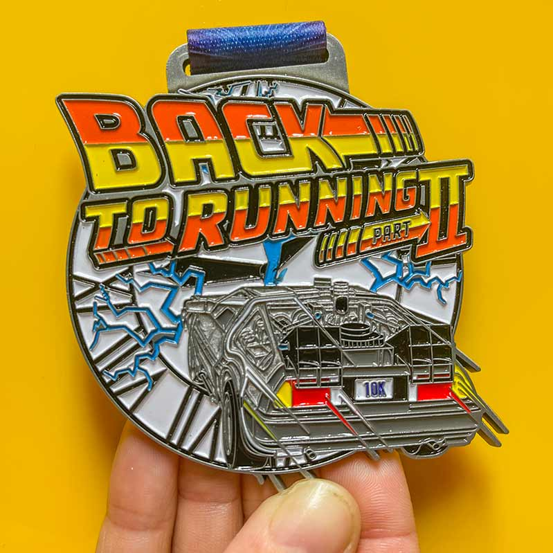 Back to Running Part II 2021