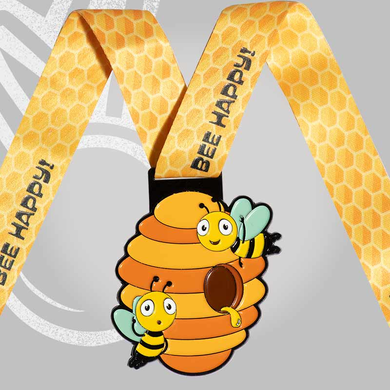 Bee Happy Challenge 2021