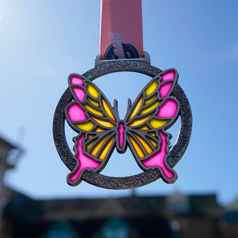 Wings Of Transformation 10K Virtual Challenge