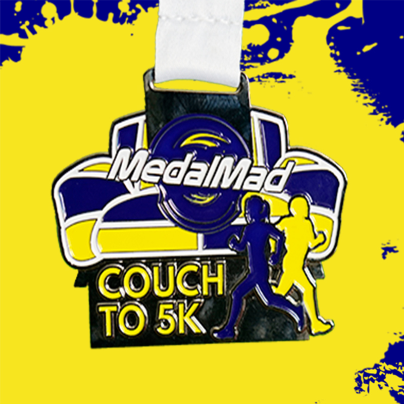 Couch to 5K Virtual Challenge (May)
