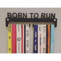 born_to_run_medal_hanger