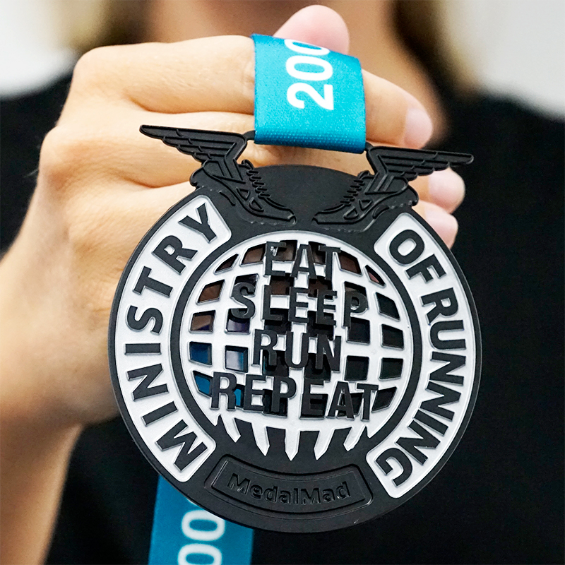 Ministry of Running 2000KM Collection 2020
