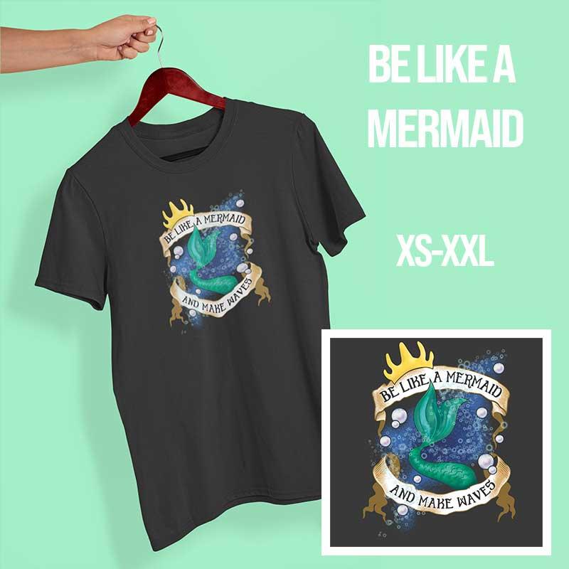 Be Like a Mermaid 20KM