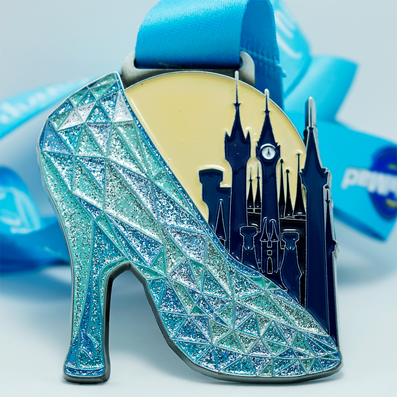Glass Slipper Virtual Challenge 5km Image