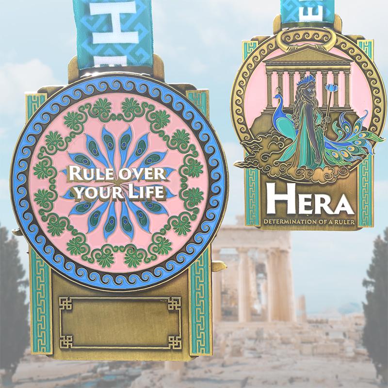 The Hera Olympian Virtual Challenge