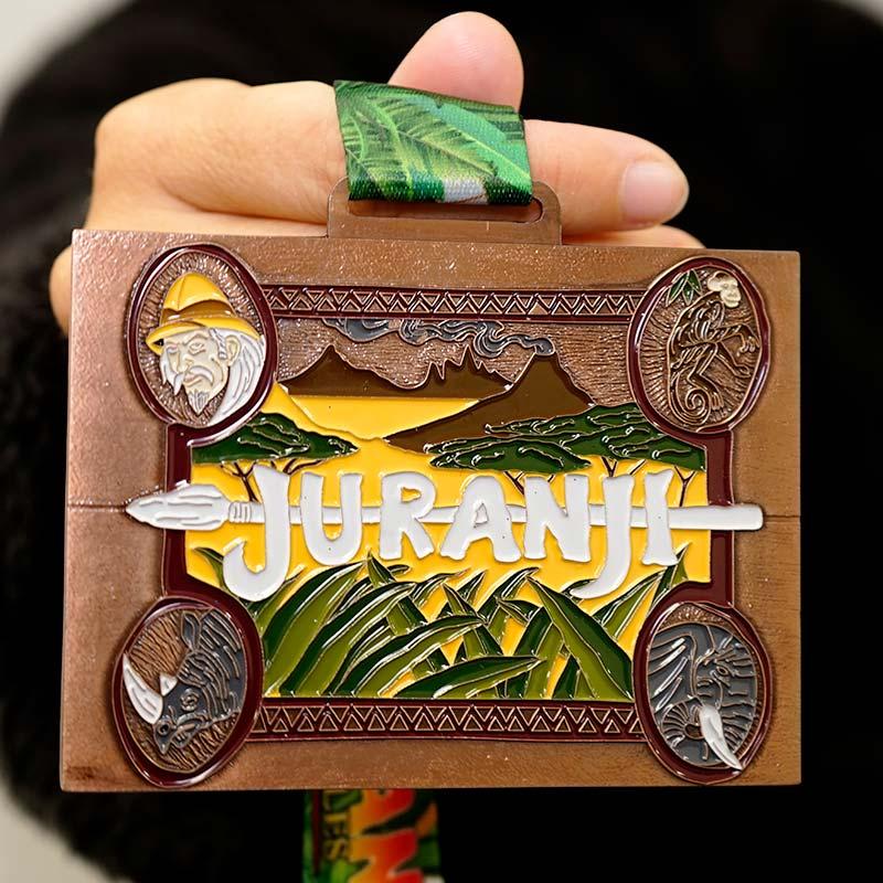 Juranji Marathon for Nov 2020