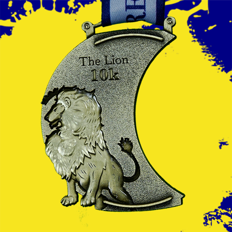 The Chapter of the Lion 10KM Image