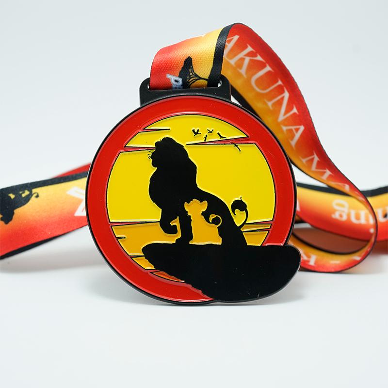 Hakuna Matata, Keep Running 5k Virtual Run