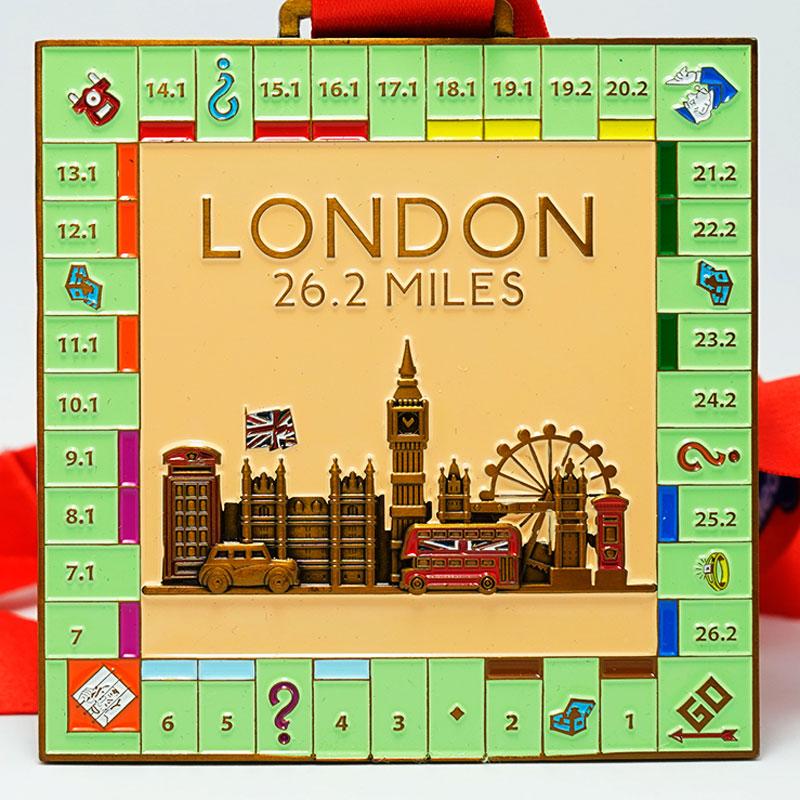 London Marathon Virtual Run 2020 Image
