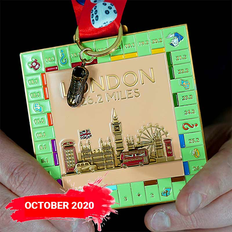London Marathon ReRun Oct 2020 Image