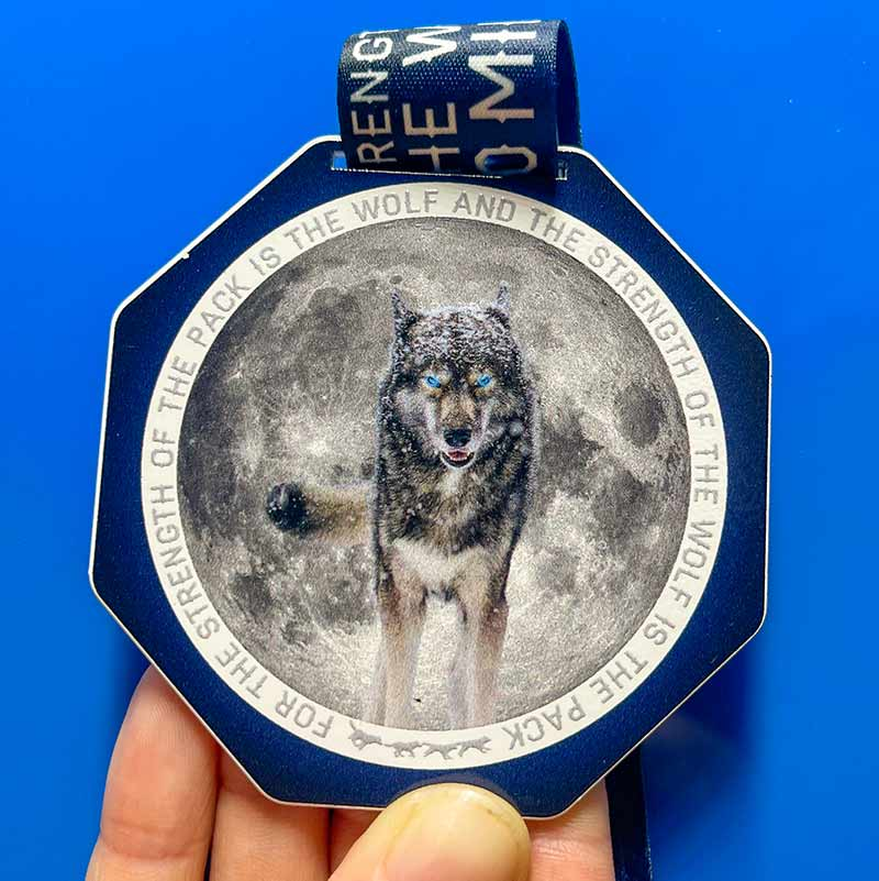 Lone Wolf 10 Miles 2021 (May)