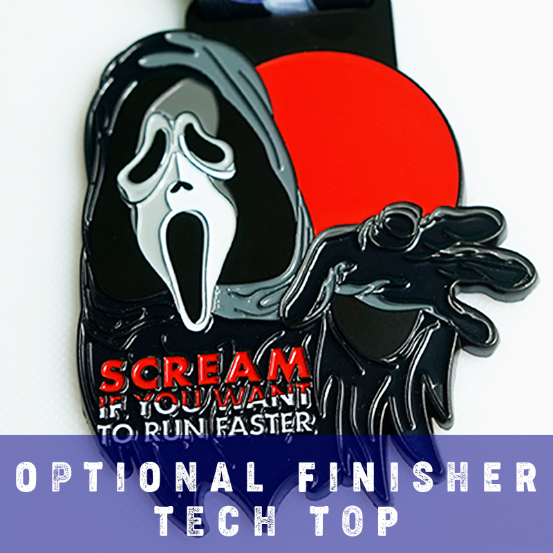 Scream If You Want to Run Faster 10K Image