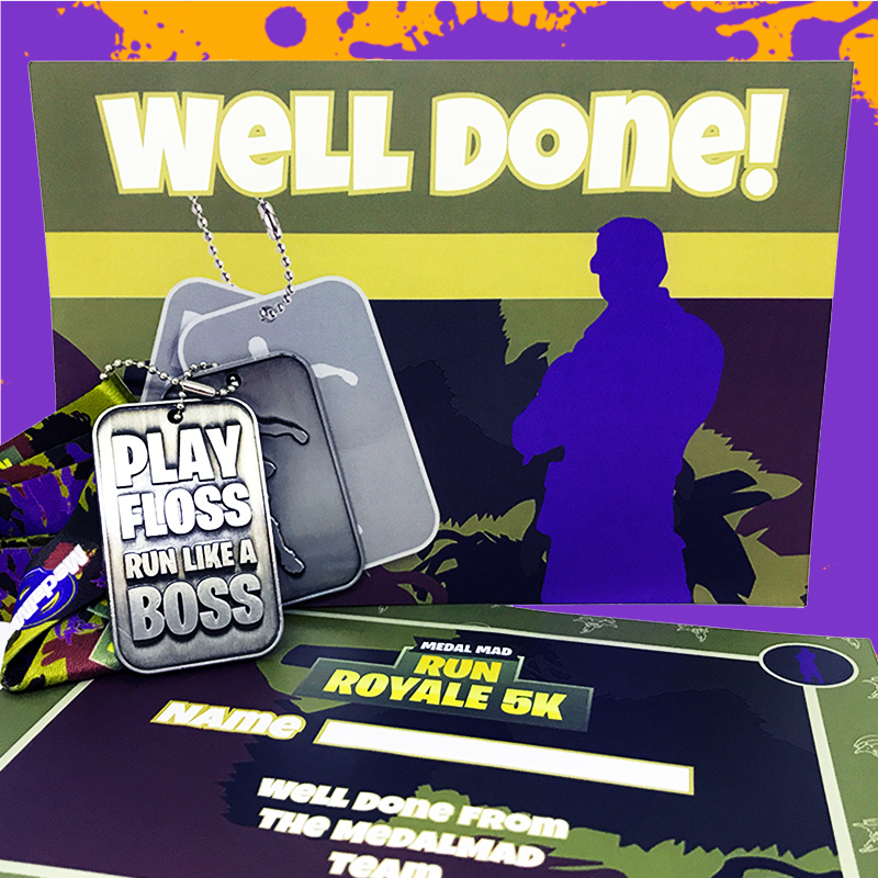MK - Run Royale 5km Challenge