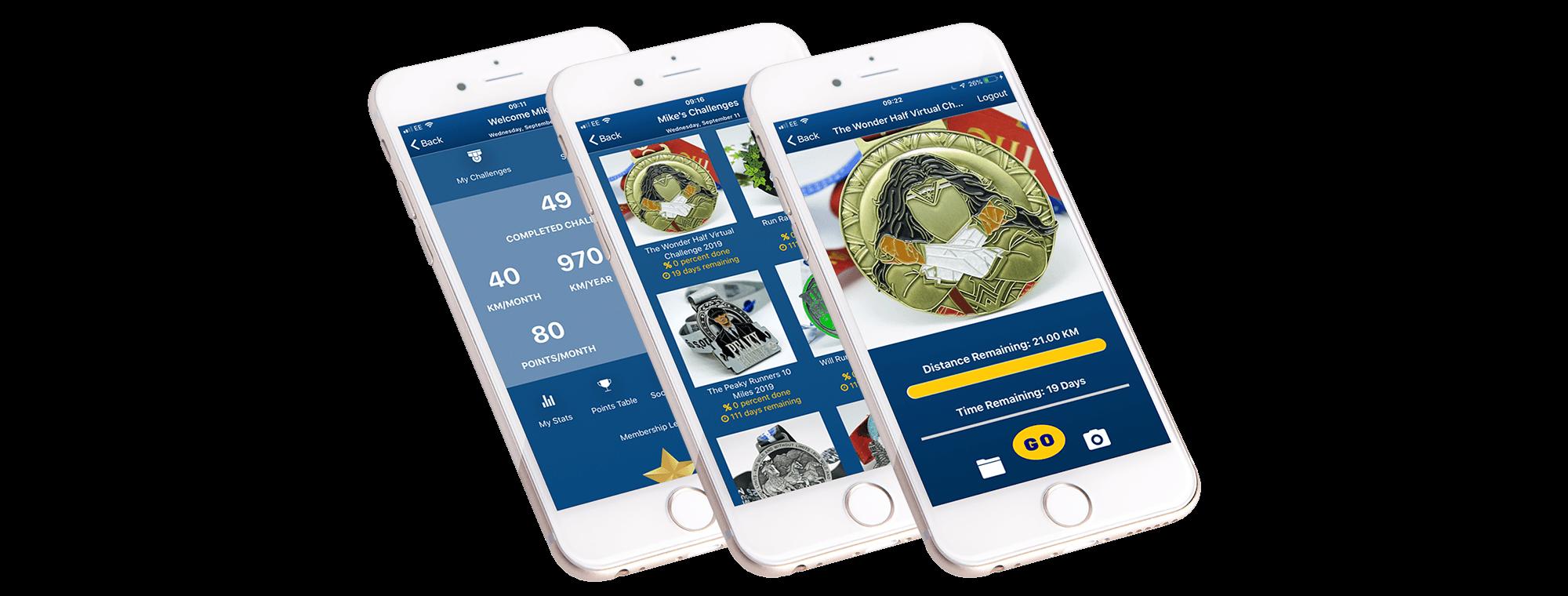 MedalMad App