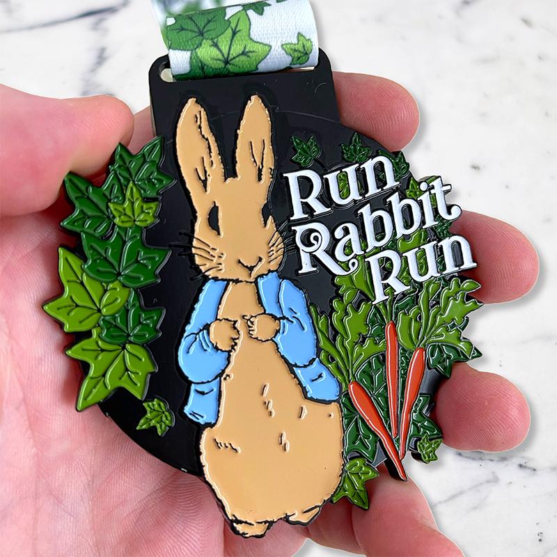 Run Rabbit Run 10KM Challenge