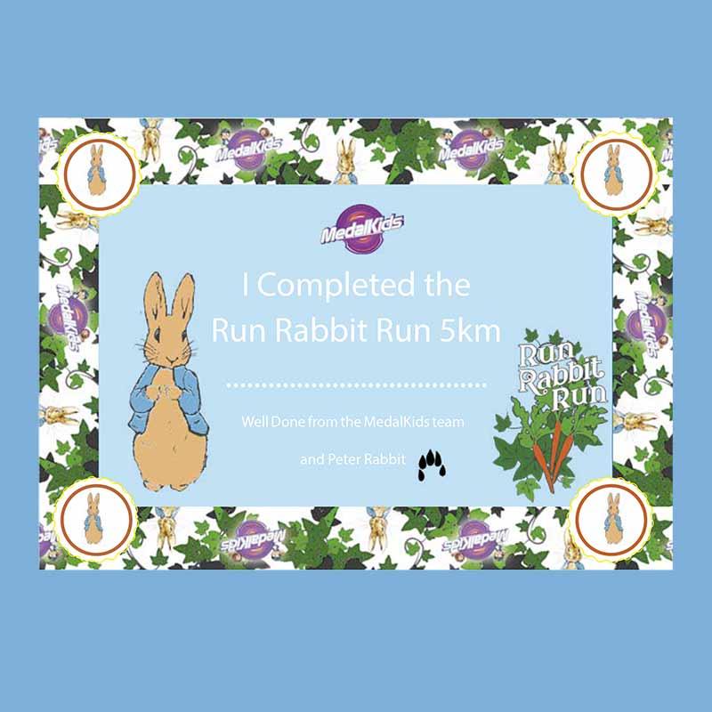Run Rabbit Run 5K 2021