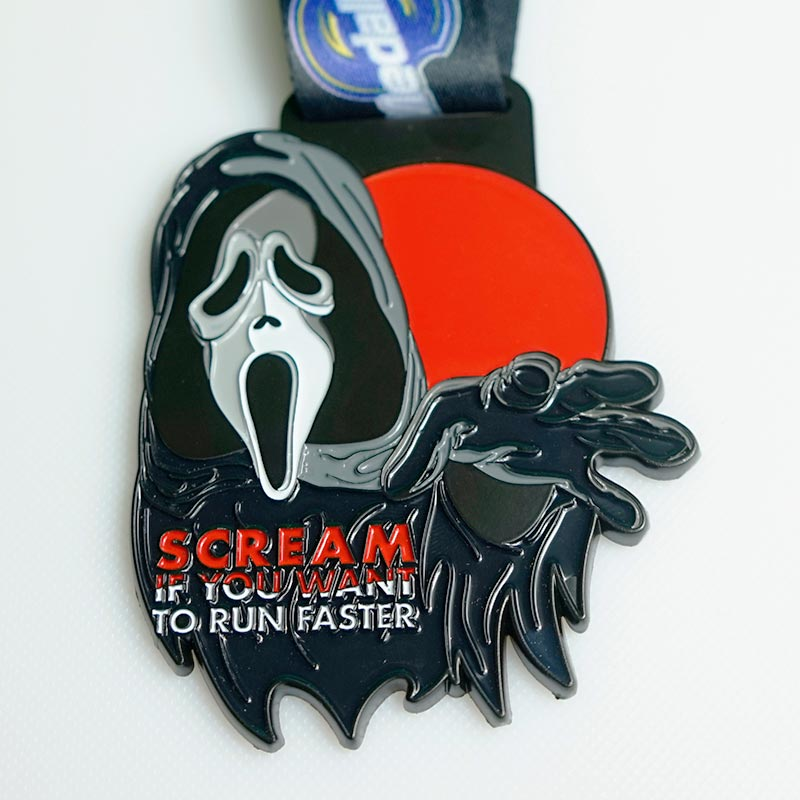 Scream If You Want to Run Faster 10K 2020
