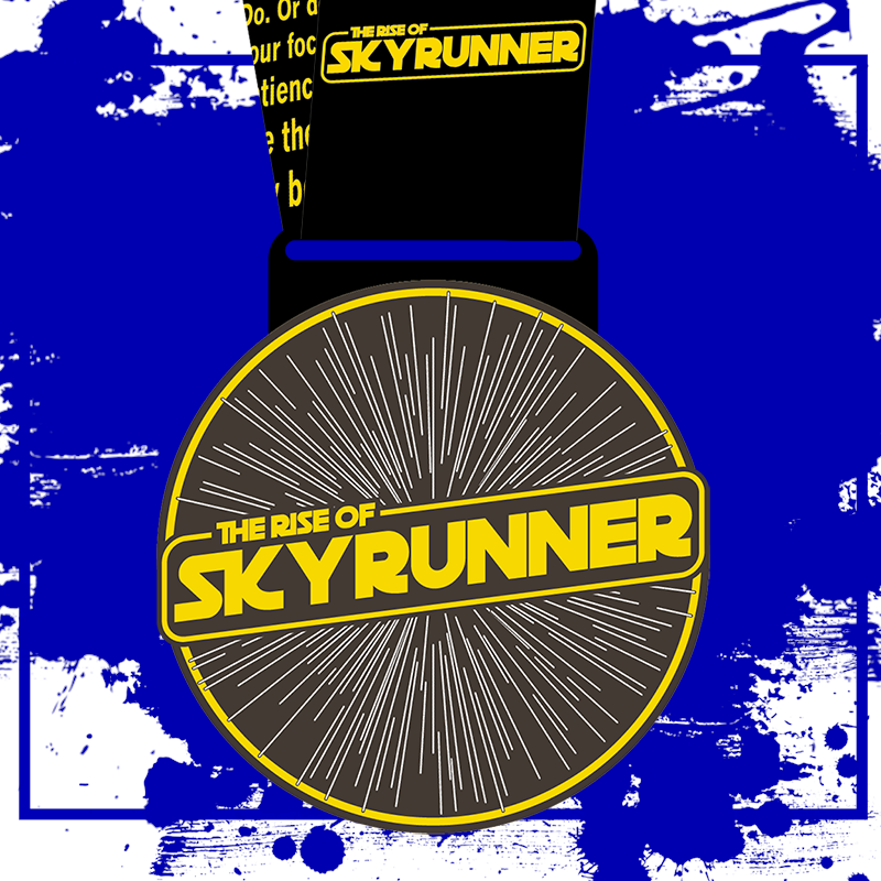 The Rise Of the Skyrunner 10K Virtual Challenge Image