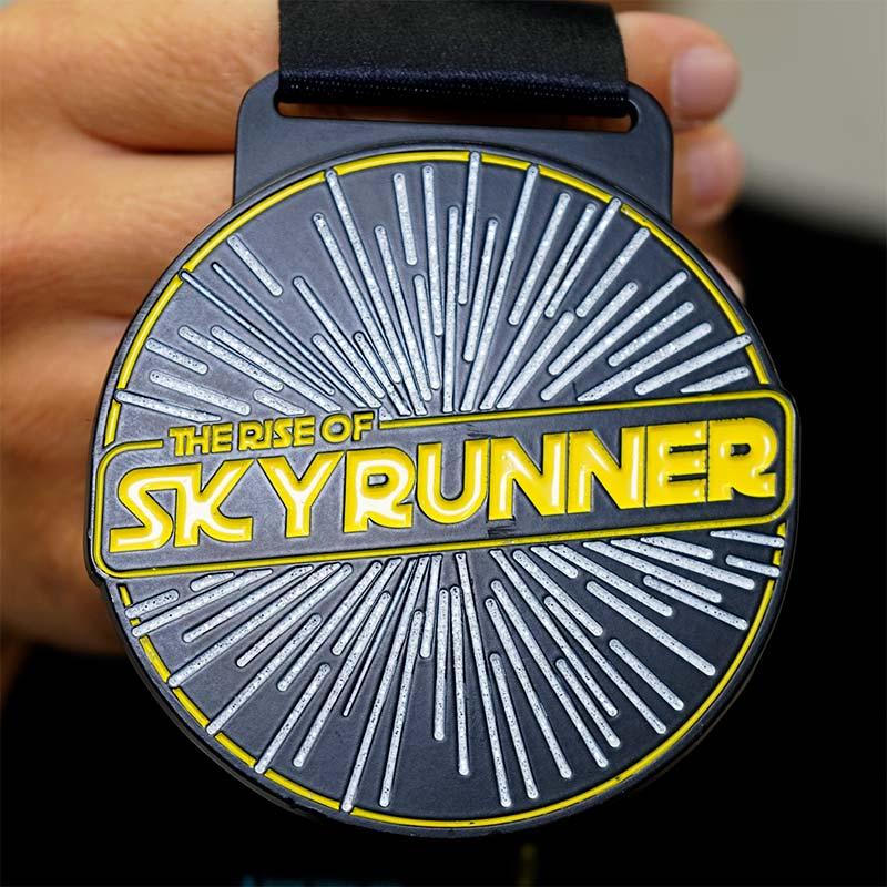 The Rise Of the Skyrunner 10K Virtual Challenge Image
