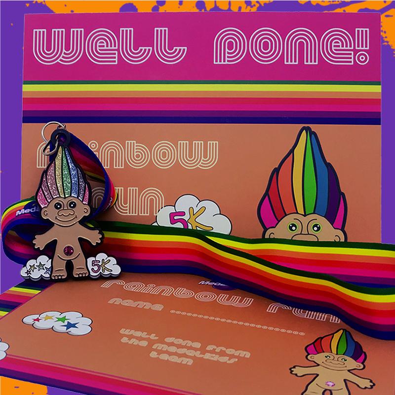 MK - The Rainbow Run 5km Image