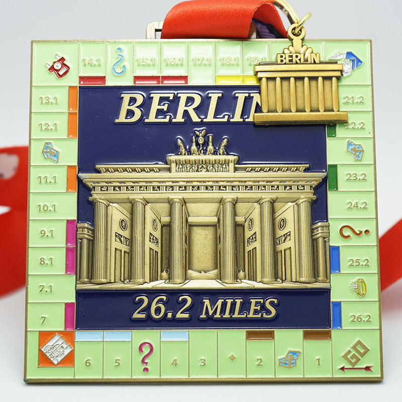 Berlin 26.2 Mile Virtual Challenge 2020 Image