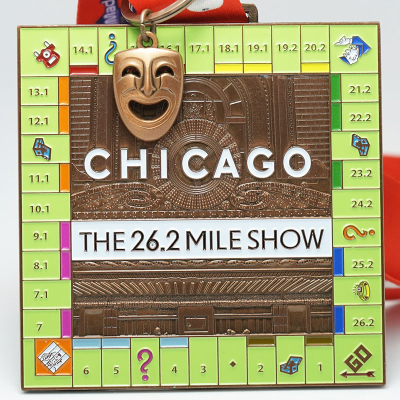 Chicago 26.2 Mile Virtual Challenge 2020 Image