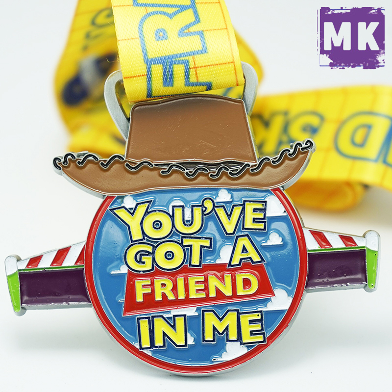 You've Got A Friend In Us 5K Virtual Run 2020 Image