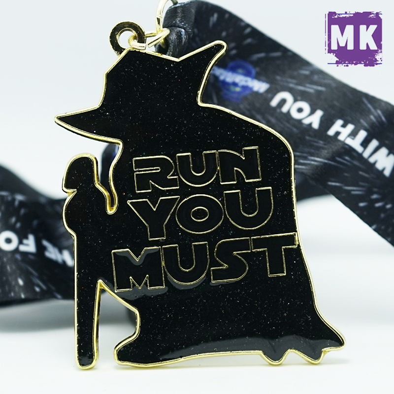 Run You Must 5K Virtual Challenge Image