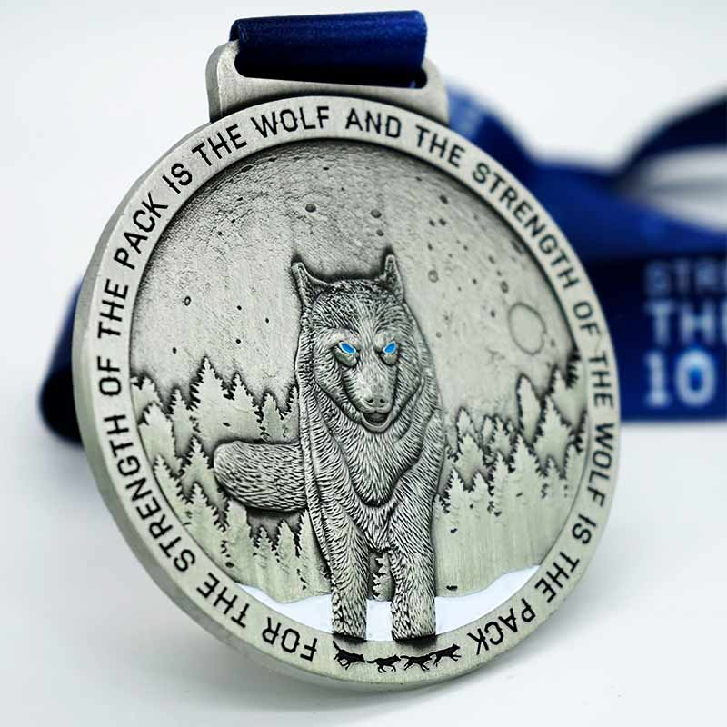 Strength Of The Wolf 10 Mile 2020 (oct) Image