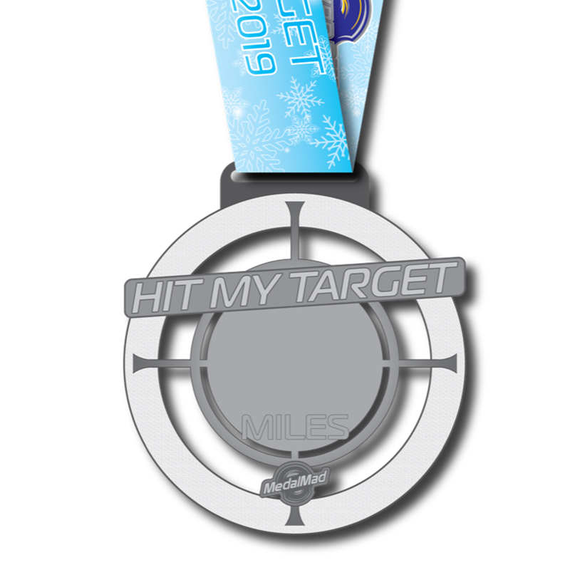 I Hit My Target December 2020 Image