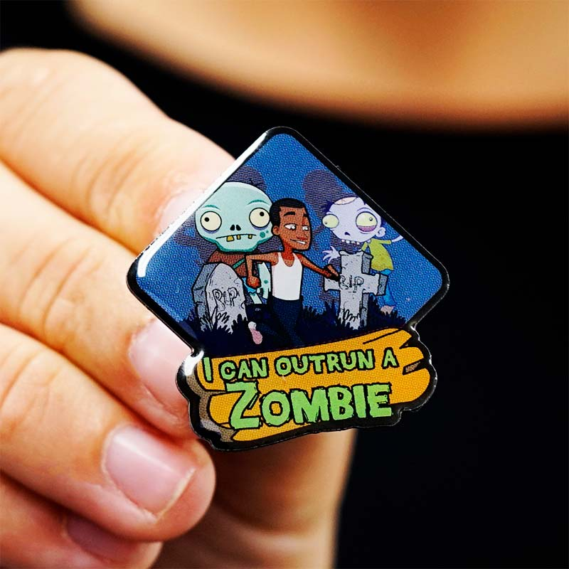 I Can Out Run a Zombie 5KM
