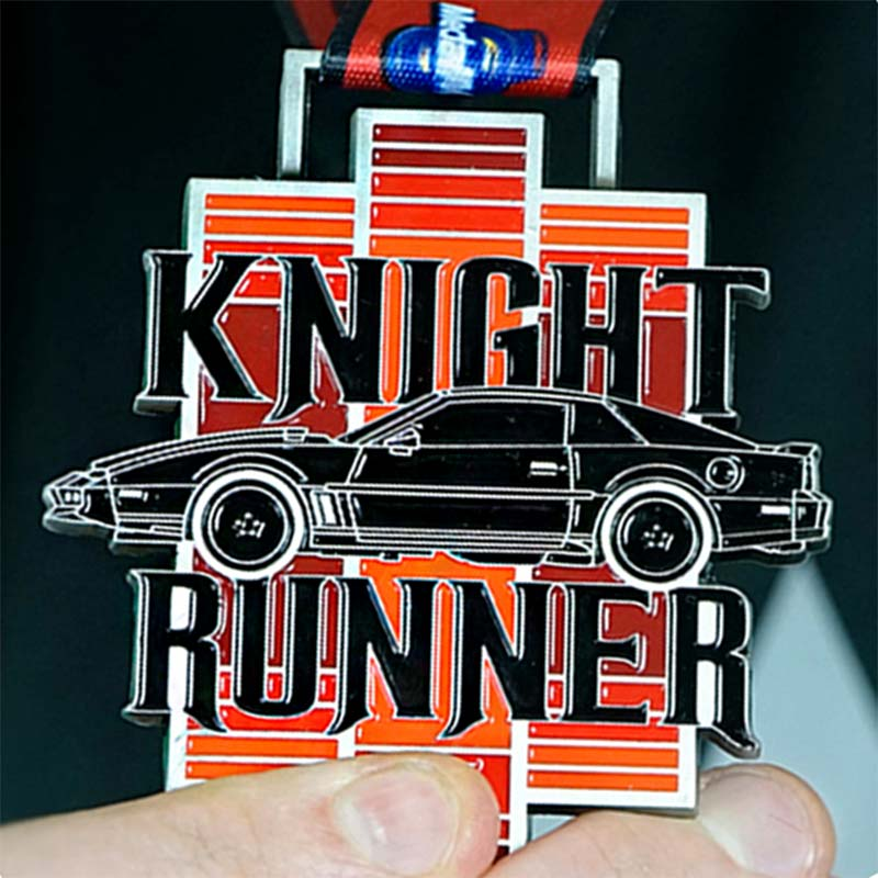 Completed Knight Runner 10k