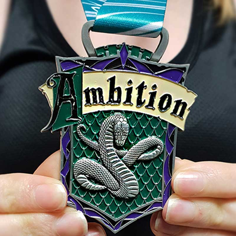 Completed the Ambition 10KM Challenge