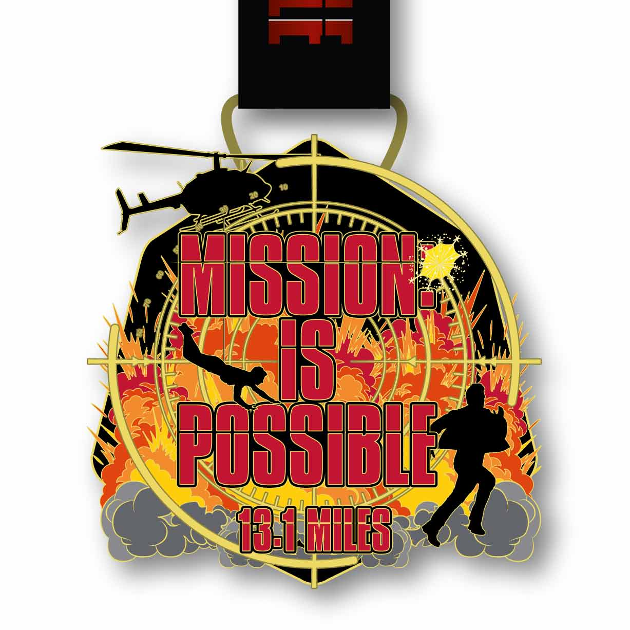 Completed the Mission is Possible 2021