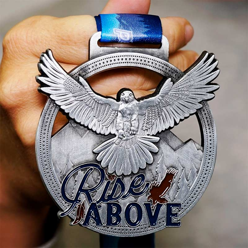 Rise Above 10 Mile Challenge